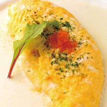 奶酪煎蛋卷