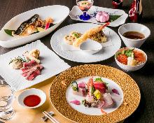 12,000日元套餐 (6道菜)