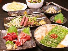 3,990日元套餐 (7道菜)