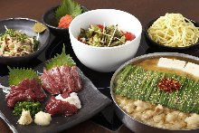 2,990日元套餐 (6道菜)