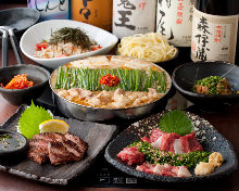 6,200日元套餐 (7道菜)