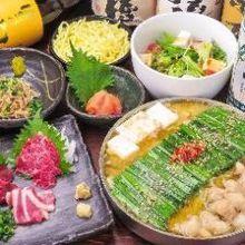 3,996日元套餐 (6道菜)