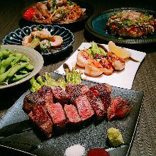 4,000日元套餐 (6道菜)