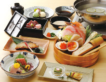 6,480日元套餐 (6道菜)