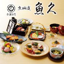 8,000日元套餐 (11道菜)