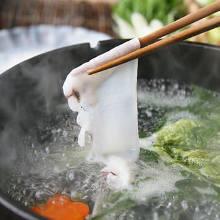 海鲜涮涮锅
