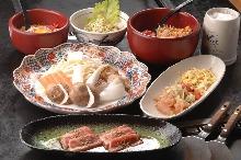 4,000日元套餐 (7道菜)