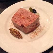 法式猪肉酱糜