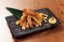 炙烤鳐鱼翅