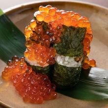 纳豆细卷寿司