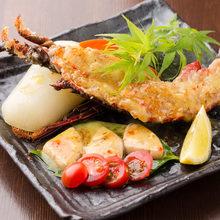 鲜虾焗烤通心粉