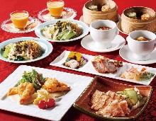 7,000日元套餐 (8道菜)