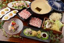 4,298日元套餐 (7道菜)