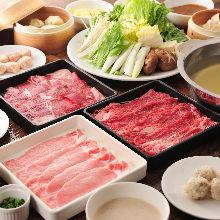 3,800日元套餐