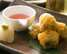 梅子紫苏手卷寿司