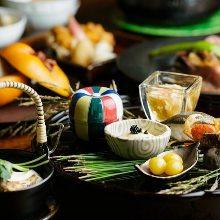 17,600日元套餐 (7道菜)