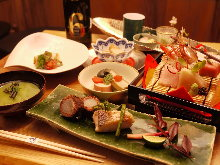 27,500日元套餐 (7道菜)