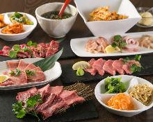 5,478日元套餐 (10道菜)