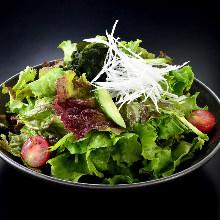 韩式海苔沙拉