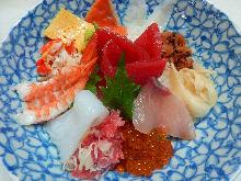 十种海鲜盖饭
