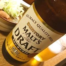 三得利啤酒Draft