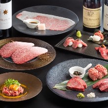 10,000日元套餐 (14道菜)