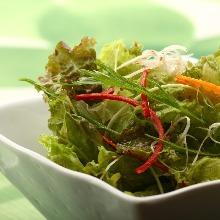 韩国风味沙拉