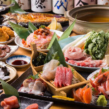 6,980日元套餐 (10道菜)