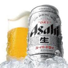 朝日超爽啤酒