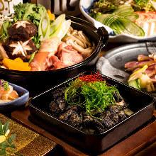 3,499日元套餐 (8道菜)
