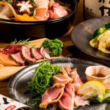 3,999日元套餐 (9道菜)