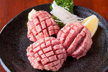 特级上等厚切舌肉
