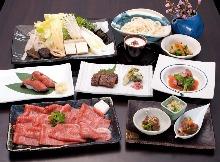 7,000日元套餐 (9道菜)