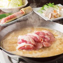 5,000日元套餐 (11道菜)