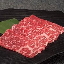 和牛里脊肉