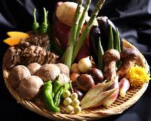蔬菜天妇罗