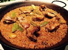 西班牙大锅饭