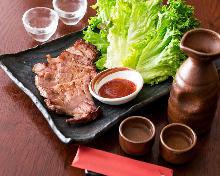 猪肉西京烧