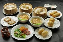 2,500日元套餐 (10道菜)