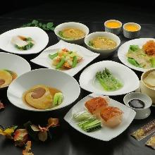 8,500日元套餐 (8道菜)