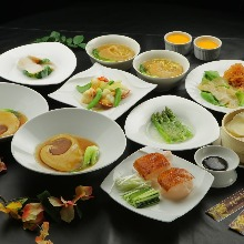9,350日元套餐 (8道菜)