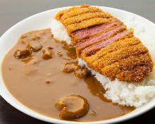 炸牛排咖喱
