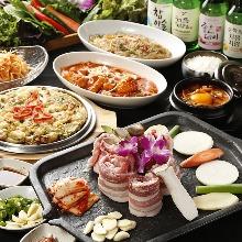 3,218日元套餐 (15道菜)