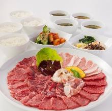8,500日元组合餐 (5道菜)