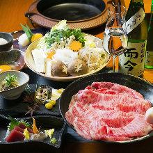 7,800日元套餐 (7道菜)