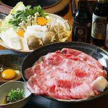 3,800日元组合餐 (5道菜)