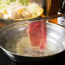 7,800日元组合餐 (5道菜)