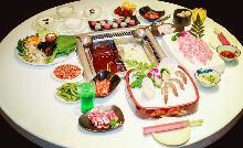 6,578日元套餐