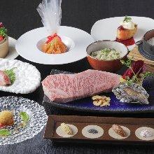 9,720日元套餐 (10道菜)