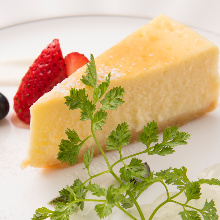 重奶酪蛋糕